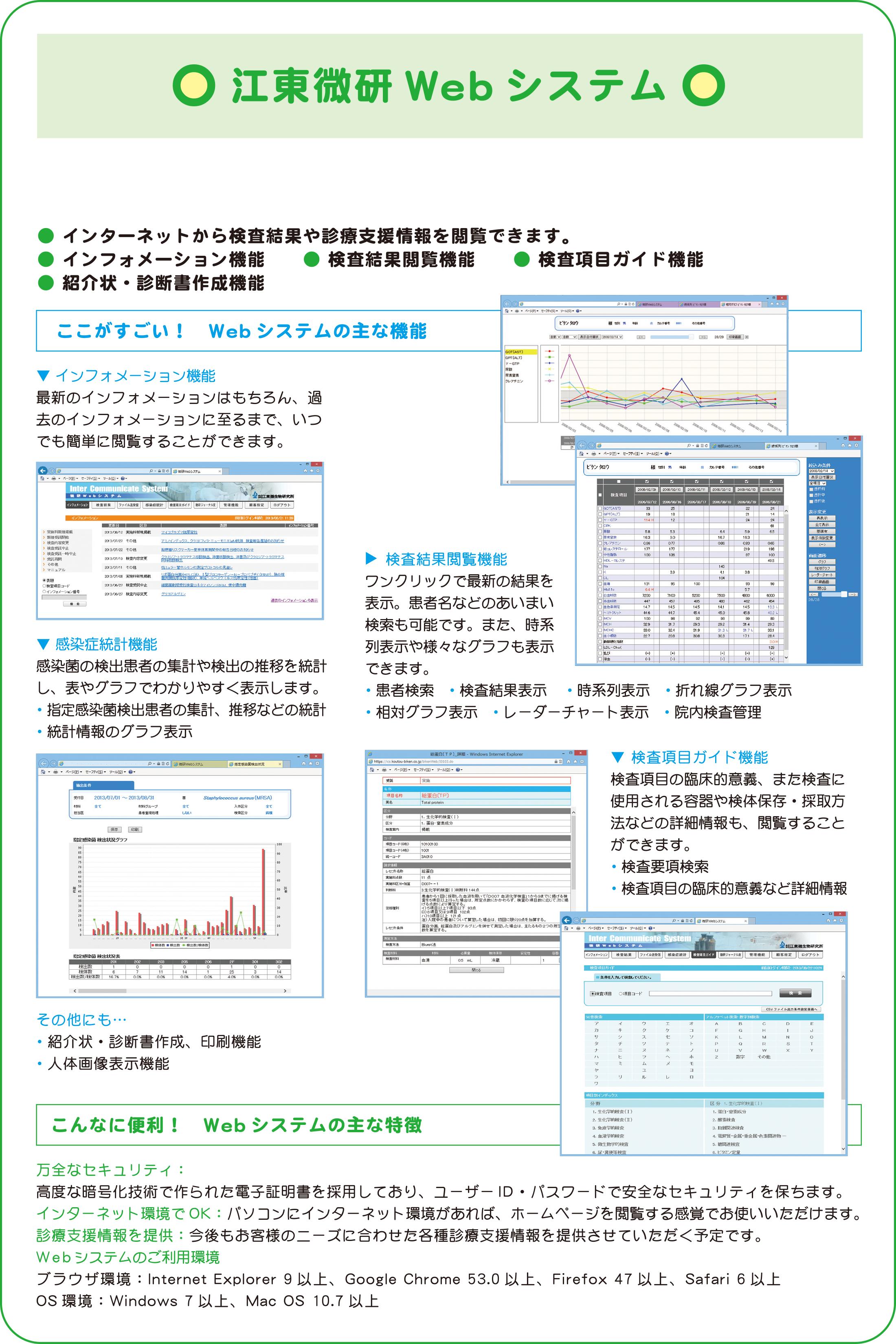 江東微研webシステム
